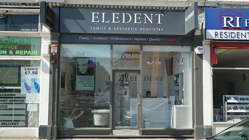 Eledent Storefront